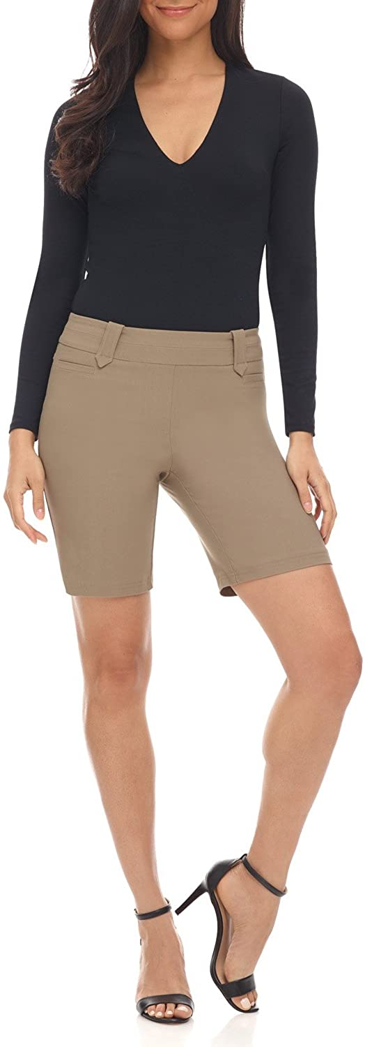 Updated 2021 – Top 10 Womens Office Shorts