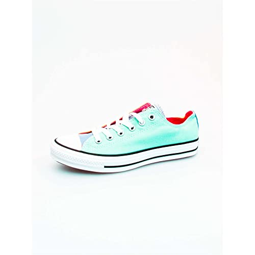 4fb6b4f23e8af CONVERSE 142391C Sneakers Unisex Lime   mint 36  Amazon.co.uk  Shoes ...