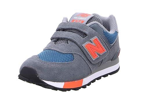 New Balance YV 574 NFO Kinderschuh Grey: : Schuhe