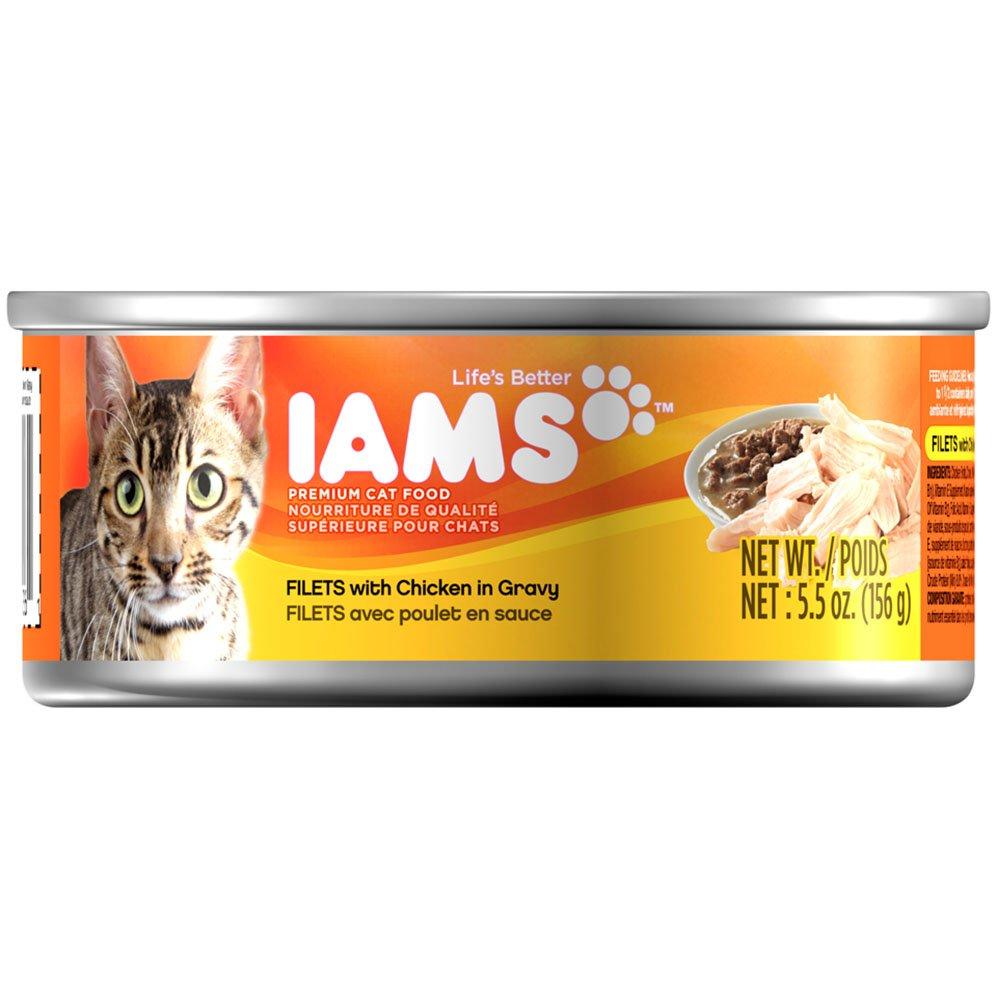 IAMS Premium Wet Cat Food