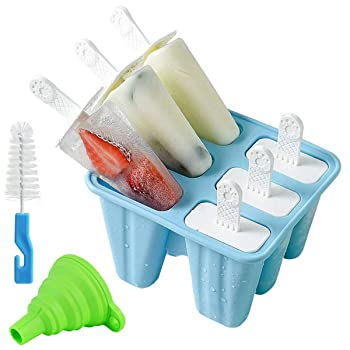 Helistar Silicone Popsicle Mold