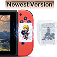 [Newest 24 Pcs] Botw NFC Cards Set for The ledgend of Zelda Breath of The Wild Compatible with Switch/Switch Lite/Wii U (Not Official Amiibo)