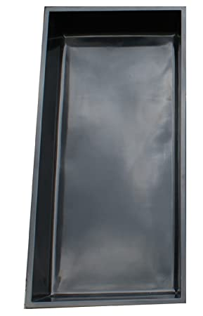 Gfk Estanque Platillos Rectangular 260130 Cm De Profundidad 800 L - Estanque-rectangular