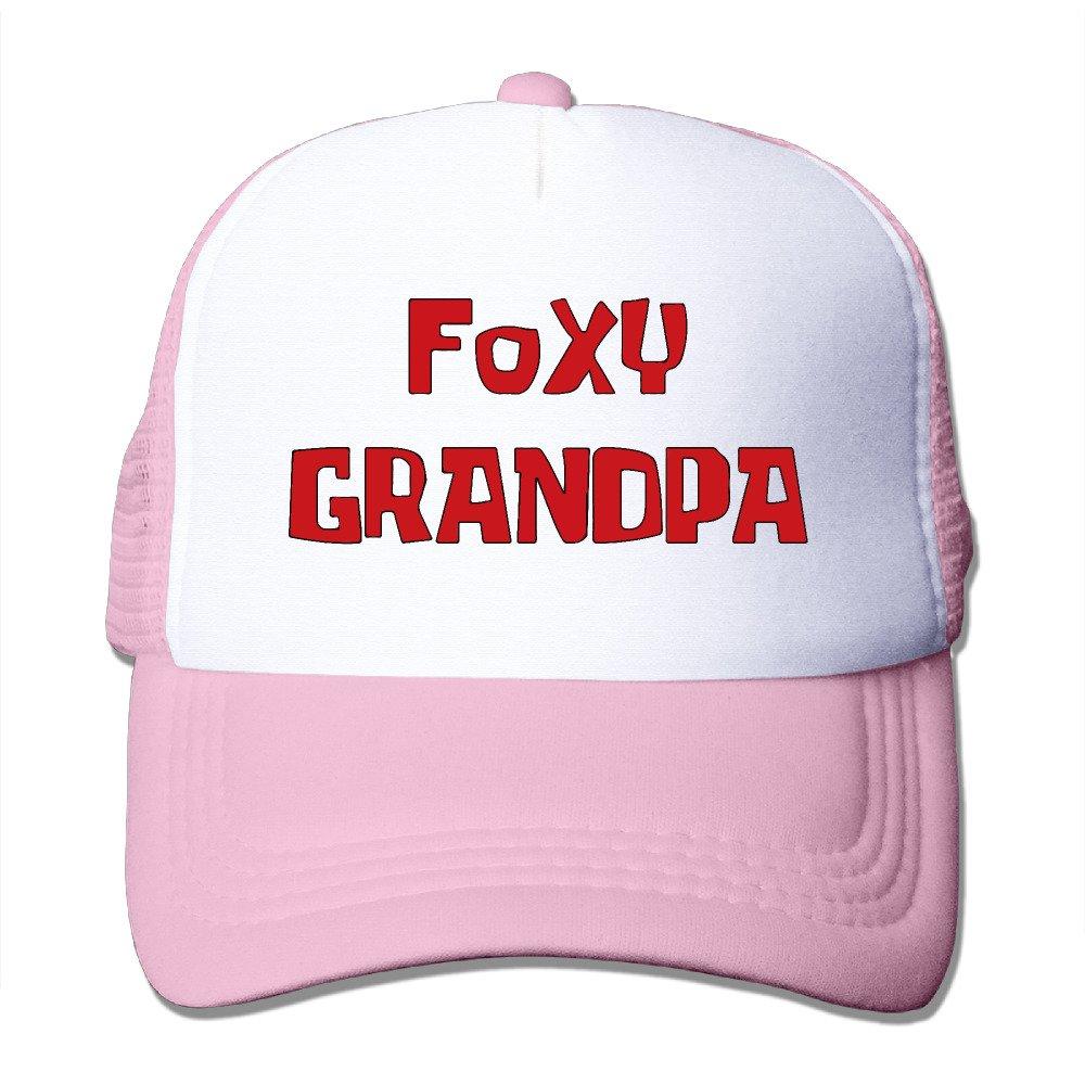 809f9485e8d Amazon.com  Foxy Grandpa Unisex Mesh Truck Hat Caps Outdoor Sports (5  Colors) (6241020147793)  Books