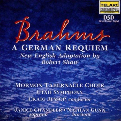 Brahms: Requiem (Star Bridge Gunn)