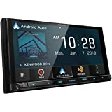 "Kenwood DNX996XR 6.8"" DVD Navigation Receiver w/ Wireless CarPlay & Android Auto"