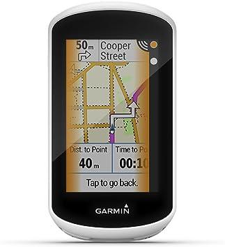 Garmin Edge Explore GPS para Bicicleta – Mapa Europeo preinstalado, Funciones de navegación, Pantalla táctil de 3 Pulgadas, fácil de Usar