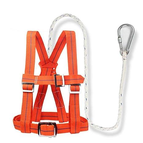 LAIABOR Seguridad Arnés De Escalada Protección Cinturón, para ...