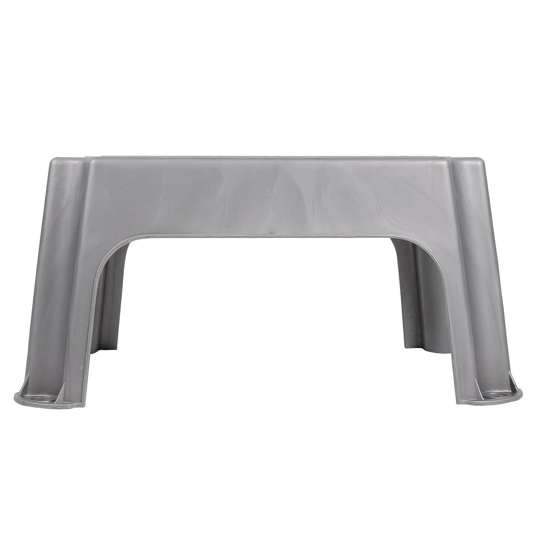Trittstufe Grau 23 cm Hoch gepr/üft bis max 150 Kg ideal f/ür Wohnwagen und Wohnmobil