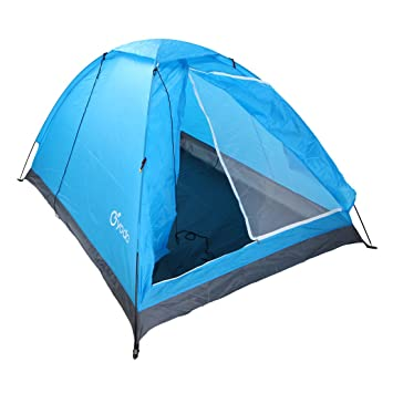 Yodo Lightweight 2 Man Tent C&ing Dome Backpacking Tent with Carry BagBlue  sc 1 st  Amazon UK & Yodo Lightweight 2 Man Tent Camping Dome Backpacking Tent with ...