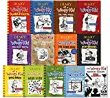 img - for Diary of a Wimpy Kid Collection 13 Books Set (Double Down, Old School, Hard Luck,Third Wheel, Cabin fever, The Ugly Truth, Dog Days, Do-It-Yourself Book, Diary of A Wimpy Kid,Rodrick Rules.. book / textbook / text book