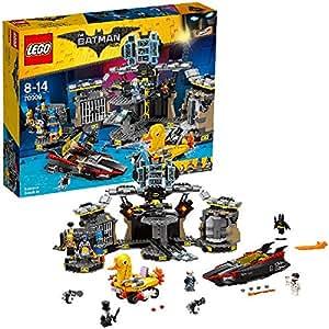 LEGO Batman - Figuras Intrusos en la batcueva (70909)