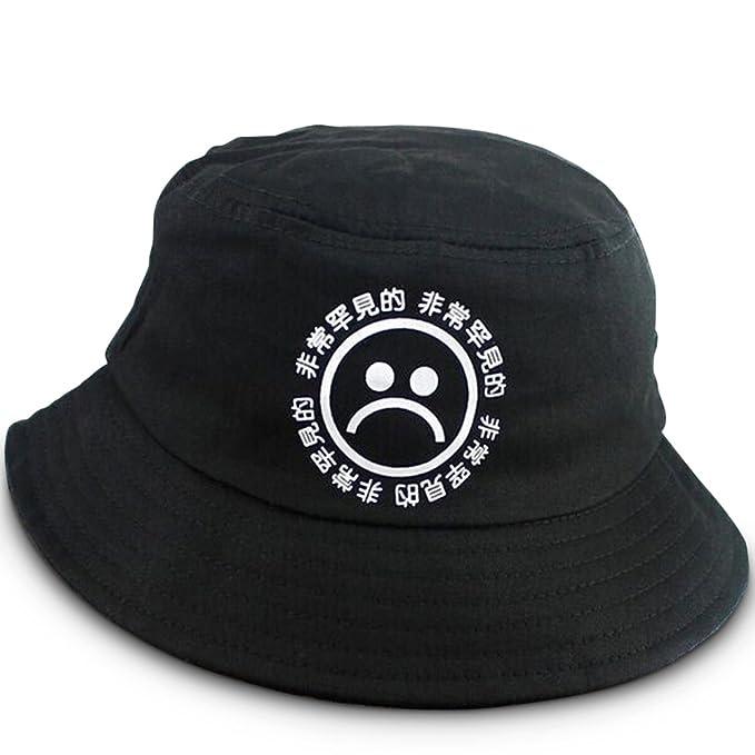 eea41865865e6 AnarchyCo Uomo Sad Boys Cappello Pescatora Bucket Hat  Amazon.it   Abbigliamento