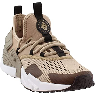 new arrivals 978b1 90dd2 Nike Mens Air Huarache Drift Breathe Athletic   Sneakers Tan