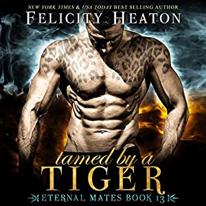 Tamed by a Tiger Audiobook