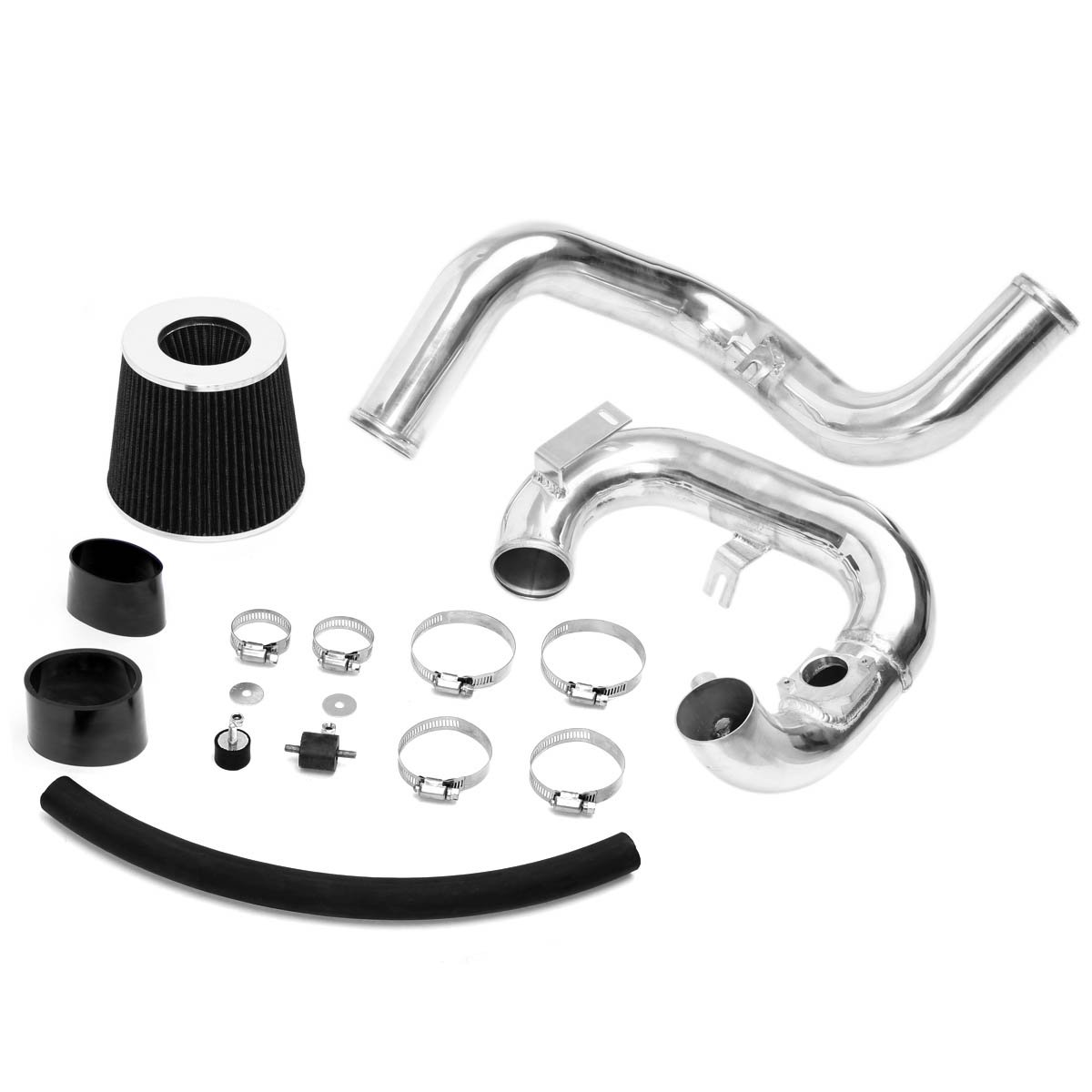 Amazon.com: For Scion xA/xB 1NZ-FE Aluminum Cold Air Intake Induction Kit (Black Filter): Automotive