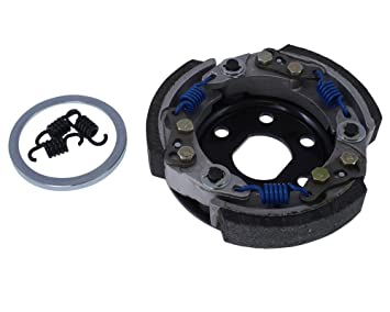 2extreme RACING 110 mm embrague para Benelli Pepe 50, Derbi Atlantis 50 Ac/Lc, Hunter 50: Amazon.es: Coche y moto