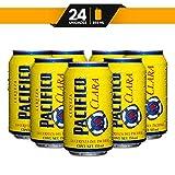 Cerveza Clara Pacífico 24 Latas de 355ml c/u