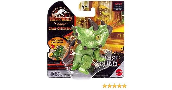 Jurassic World BOCAZAS TRICERAPTORS GPB07: Amazon.es: Juguetes y juegos