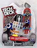 Tech Deck GIRL Series 3 Cory Kennedy Rare #20080811