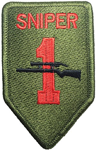 Rank TAB sniper 6 x 9.5cm. Logo Jacket Vest shirt hat blanket backpack T shirt Patches Embroidered Appliques Symbol Badge Cloth Sign Costume Gift