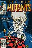 : The New Mutants, No. 68