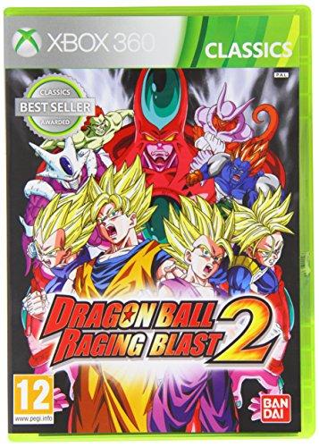 Dragon Ball Raging Blast Xbox 360 product image