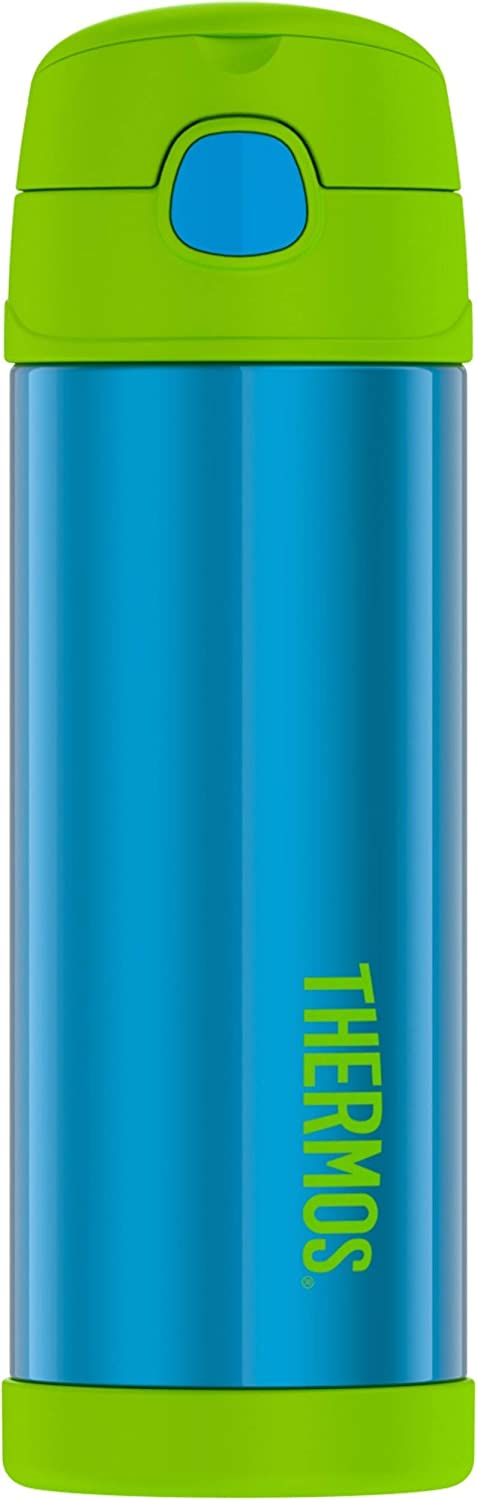 Thermos Funtainer 16 Ounce Bottle, Teal