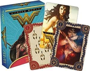 Aquarius Wonder Woman Movie Playing Cards