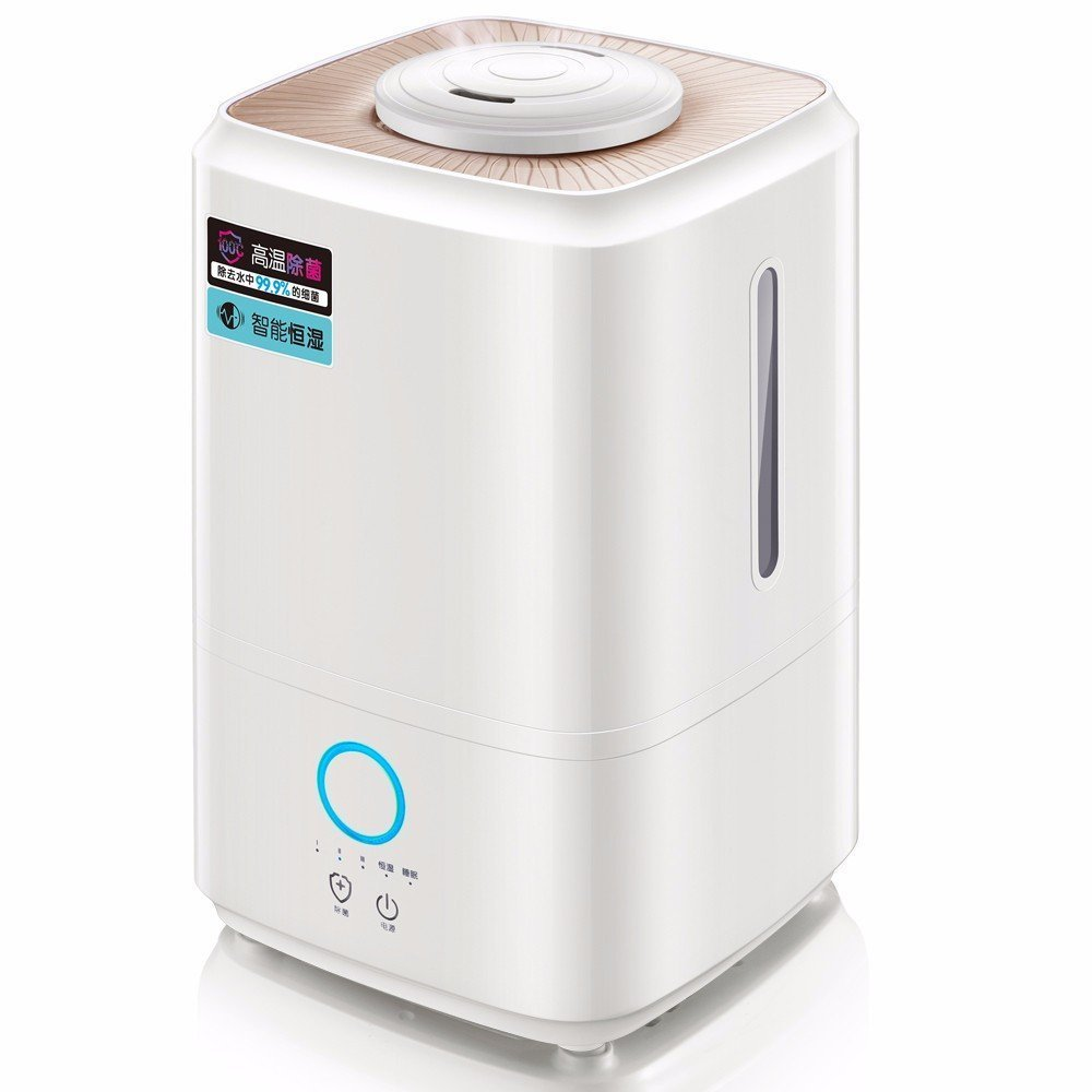 DIDIDD Humidifier lights home mute bedroom large purification capacity a pure air mini aromatherapy machine creative