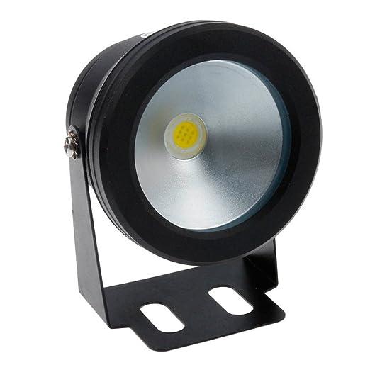 Silver Kingnew 10W RGB LED Underwater Bulbs spot light Underwater Light