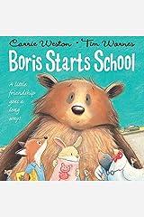 Boris Starts School Kindle Edition