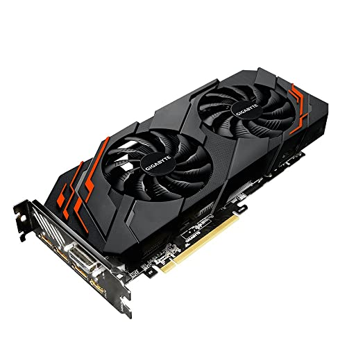Gigabyte NVIDIA GeForce GTX 1070 WINDFORCE OC Rev2 Graphics Card