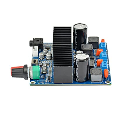AOSHIKE 12-24V TPA3116 2.0 Dual Digital Amplifier Board Amplificador 100wx2 Stereo High Power TPA3116D2