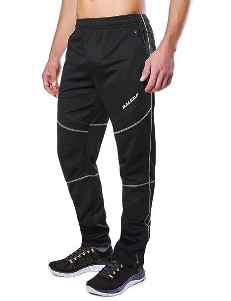 Amazon.com: Baleaf - Pantalones de ciclismo para hombre, de ...