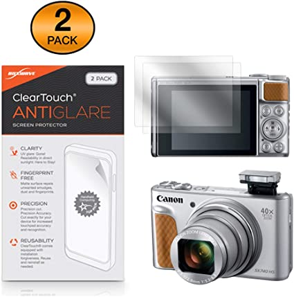 """3 Pack Screen Protector for 3/"""" Canon PowerShot SX730 HS Digital Camera"""