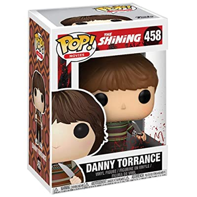 Funko Pop Movies: The Shining - Danny Collectible Figure: Funko Pop! Movies:: Toys & Games