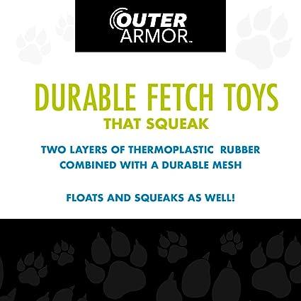 Hero Outer Armor Dog Toys