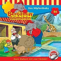 Das Nilpferdbaby (Benjamin Blümchen 86)