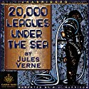 20,000 Leagues Under the Sea [Classic Tales Edition] Hörbuch von Jules Verne Gesprochen von: B.J. Harrison