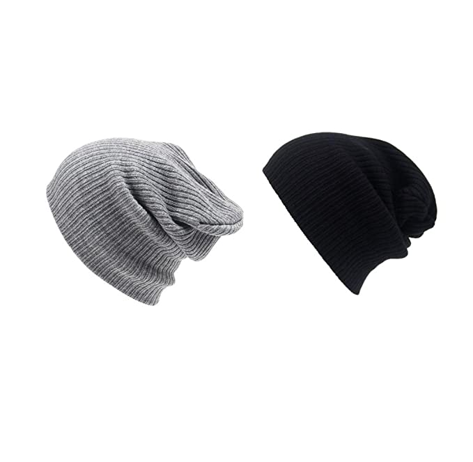 Damen Herren Hip-hop-Hüte Beanie Cap Winter stricken Ski-Kappe