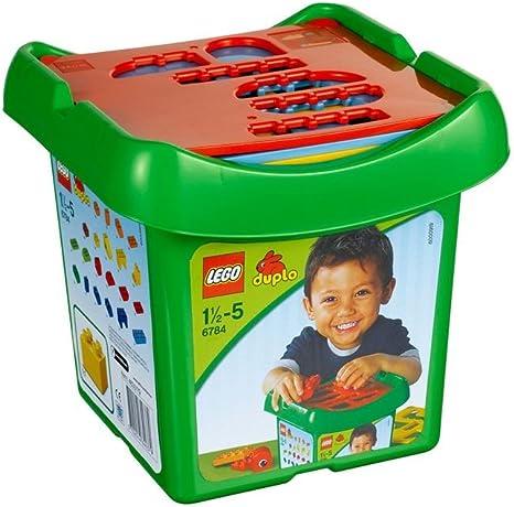 LEGO Bricks & More Duplo 6784 - Cubo Didáctico: Amazon.es: Juguetes y juegos