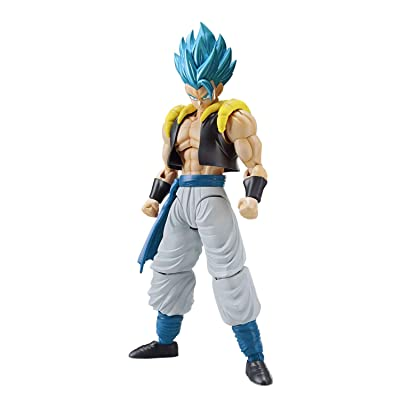 Bandai Spirits Figure-Rise Standard Super Saiyan God Super Saiyan Gogeta Dragon Ball Super: Toys & Games