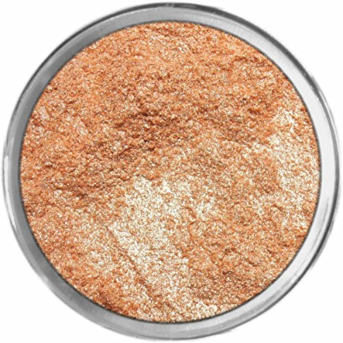 Moonshine Loose Powder Mineral Shimmer Multi Use Eyes Face Color Makeup Bare Earth Pigment Minerals Make Up Cosmetics By MAD Minerals Cruelty Free - 10 Gram Sized Sifter Jar