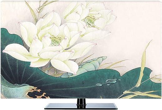 KOIOK Protector TV Interior Universal Funda para Televisor de 20