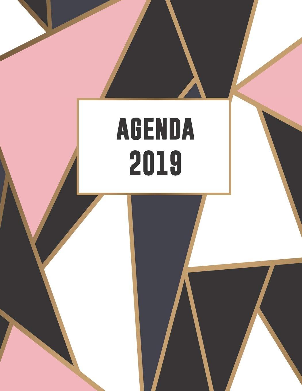 Agenda 2019: Agenda settimanale con calendario 2019 | Design ...