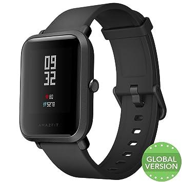 Original Xiaomi amazfit Bip Smart Watch Youth Edition EU Version (Negro)