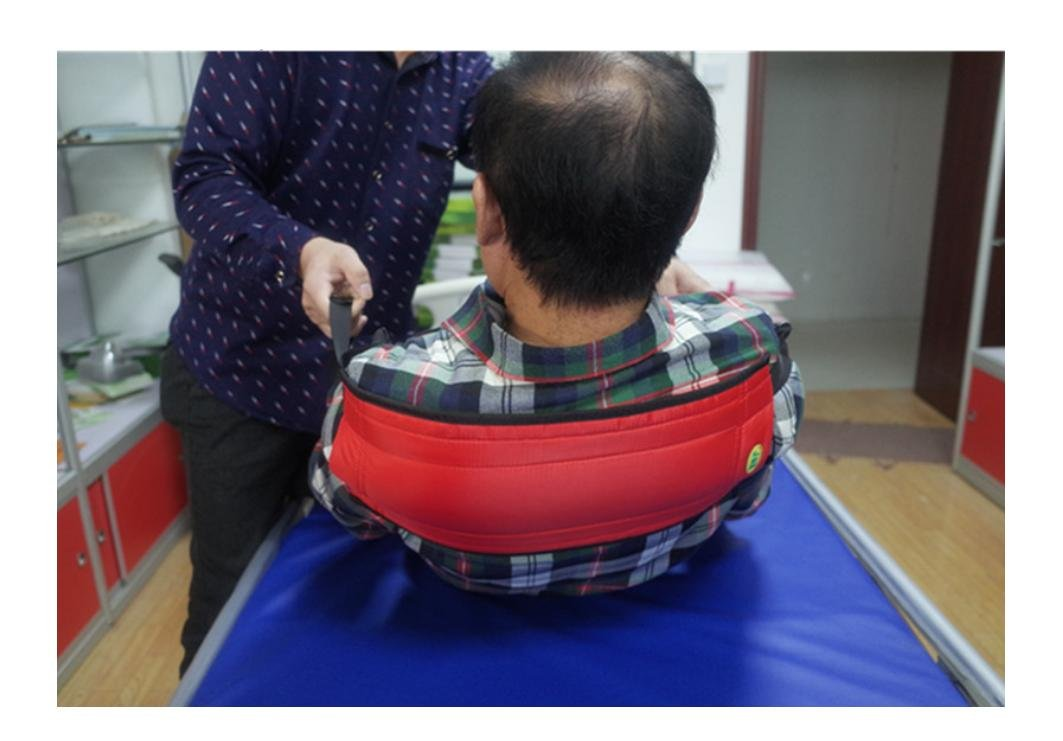WE&ZHE Get Up Auxiliary Zone Practical / Hemiplegia Nursing Shift Transfer Belt / Bed Care Supplies For Disabled Elderly