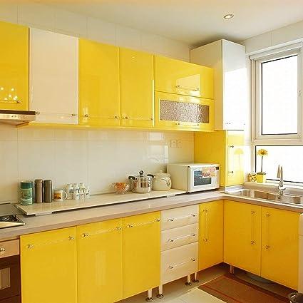 KINLO 5M Vinilo Pegatina de Mueble de cocina, La protección de ...