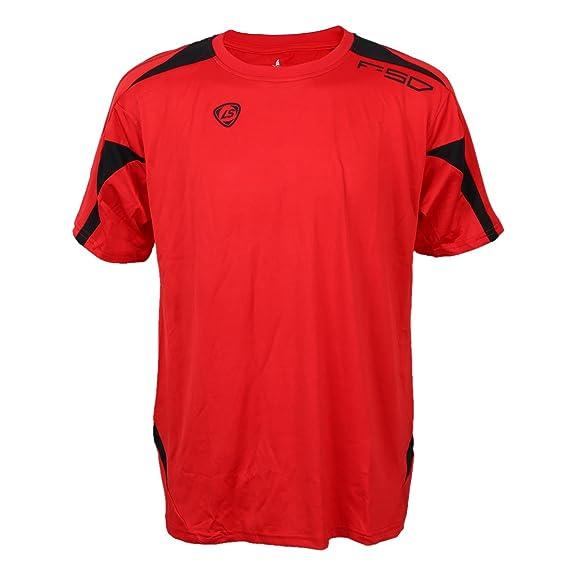 Suerte vela LS06 verano al aire libre camisetas Tops Slim Fit - Camiseta  deportiva de manga larga O-Neck Quick Dry Hombres Camisa Rojo XXL   Amazon.es  Ropa ... 7193a7200dee5